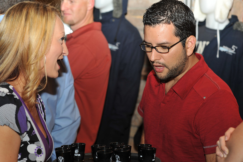 """Sin City Q Socials at Minus 5 Bar inside Mandalay Bay Casino hosts another exciting mixer Sponsored by ISVodka. Let's give a shout out to Noel, GM at Minus 5 for making it a great time. Look for more fun events from Sin City Q Socials. High quality pictures free download for personal use only with photo credit of """"Mark Bowers, Courtesy of www.ISVodka.com """" *************   VISIT ISVodka Pride at  http://isvodkapride.com/"""