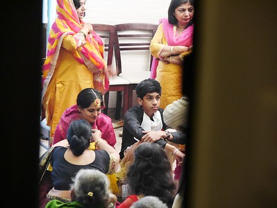 2017 - Part of a Hindu Wedding
