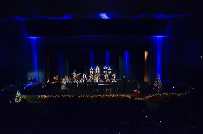 Dec 9, 2013 - Jazz Band Concert