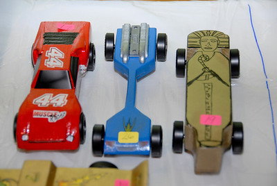 Pinewood Derby 01-22-2012