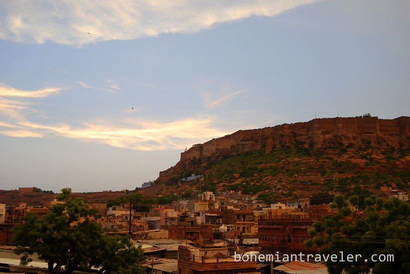 View of Mehrangarh Fort in Jodhpur.jpg