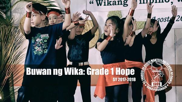 Buwan ng Wika Videos 2017-2018