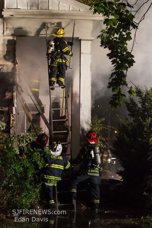 10/20/2014, 2nd Alarm Dwelling, Millville, Cumberland County NJ, 323 E. Oak St.