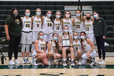 2021.02.05 Girls Basketball: Tuscarora @ Loudoun Valley