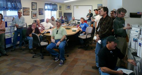 2008 Dealer Conference APS STAR Center® trip