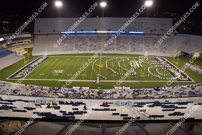 2012 Morgantown Band Spectacular