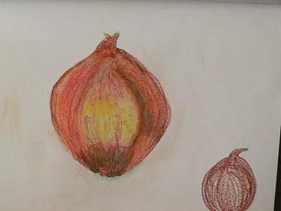 Pam's drawings