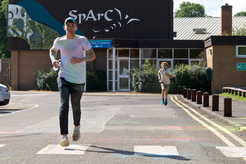 Running for SpArC