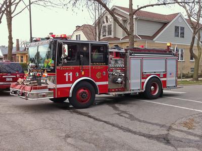 4-10-11  Chicago Still Alarm 6500 Bl Onarga