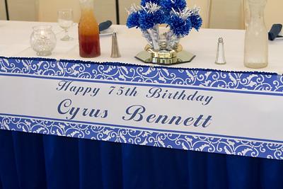 Cyrus Bennett