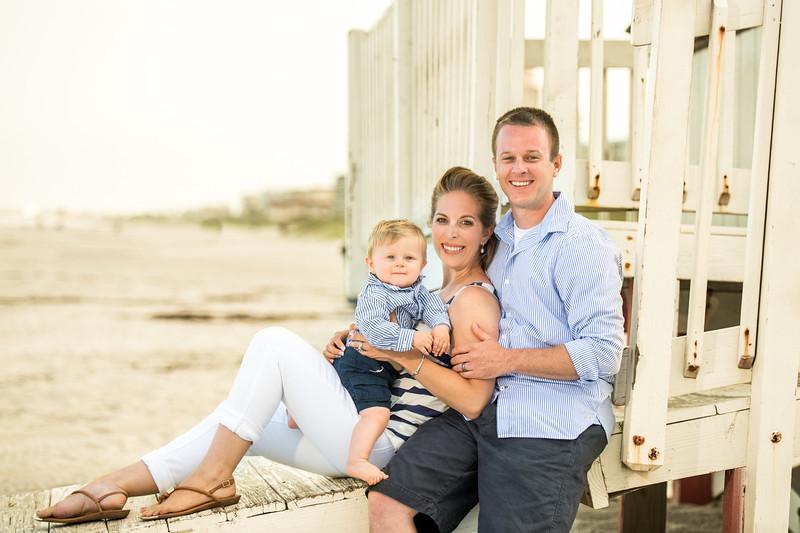 Daytona Beach Family Portrait