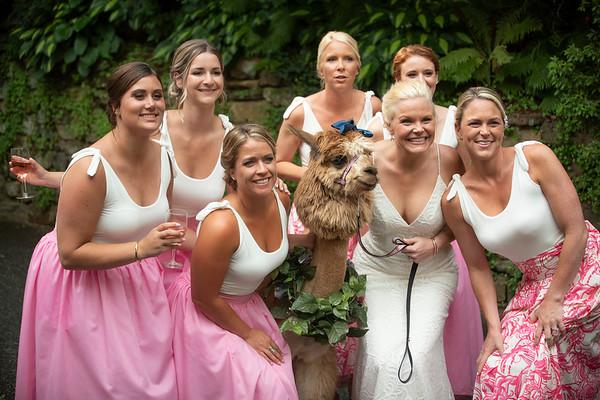 Julie & Dennis' Wedding