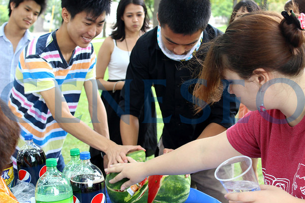 Watermelon Smashing JCC (Photos by MS/SH)