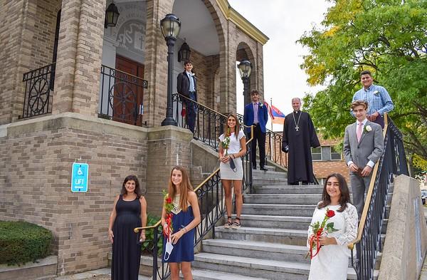 2020 Sunday School Graduation