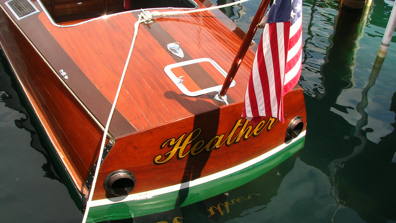"33' 1931 MODEL 33-50 ""HEATHER"" fka ""WAMPUM"" (SISTER HULL TO ""DISPATCH"")"