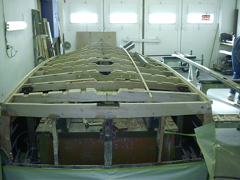 ready for new keel