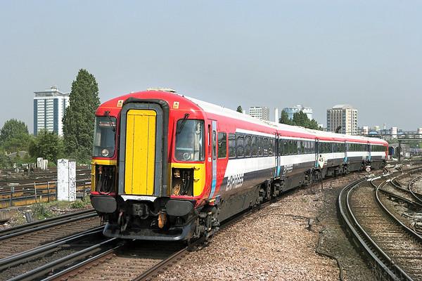 20th April 2011: Clapham Junction