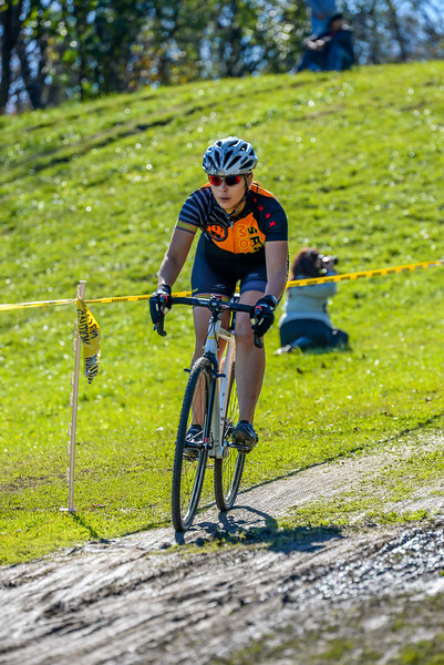Women Cat 4 & Junior 9-14 - 2014 Dan Ryan Woods Cyclocross Race