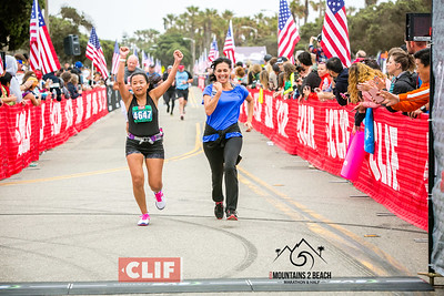 M2B - The Finish: 8:30 to 9:30