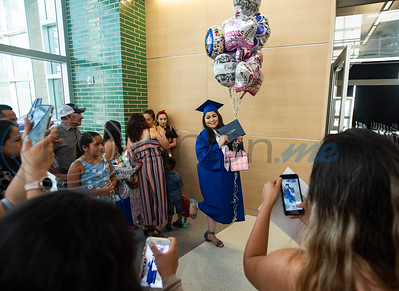 8/9/19 Tyler Independent School District Summer Graduation by Sarah A. Miller