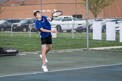 DHS Boys Tennis