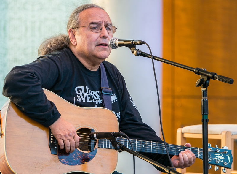 Billy Hallquist-The Acoustic Legends 2014 - Towne Green, Maple Grove