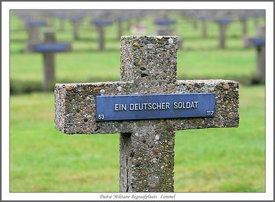 Duits Militair Kerkhof @ Lommel  01/11/05