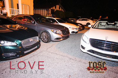 LOVE Fridays at Rose Bar 6/10/16