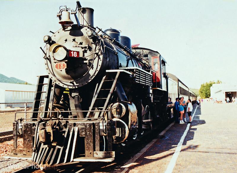 Williams, Arizona 1992.