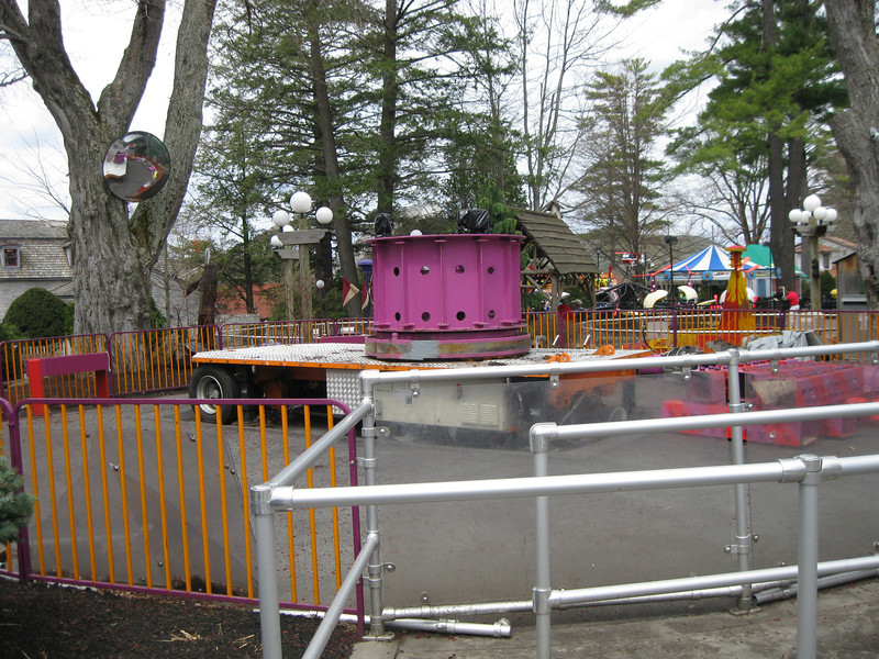 Wave Blaster was being renovated.