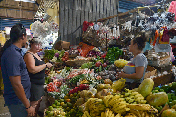 Day 4 - Grocery Shopping in Managua
