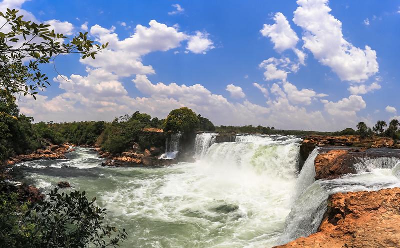 Cachoeira da Velha (Old Woman Fall), Jalapão, Tocantins - Brasil