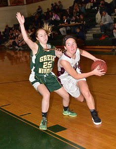 AMHS Varsity Girls Basketball vs GM photos by Gary Baker