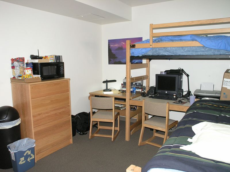 The revised layout - much more floorspace.