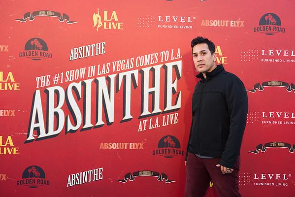 Absinthe KROQ Night