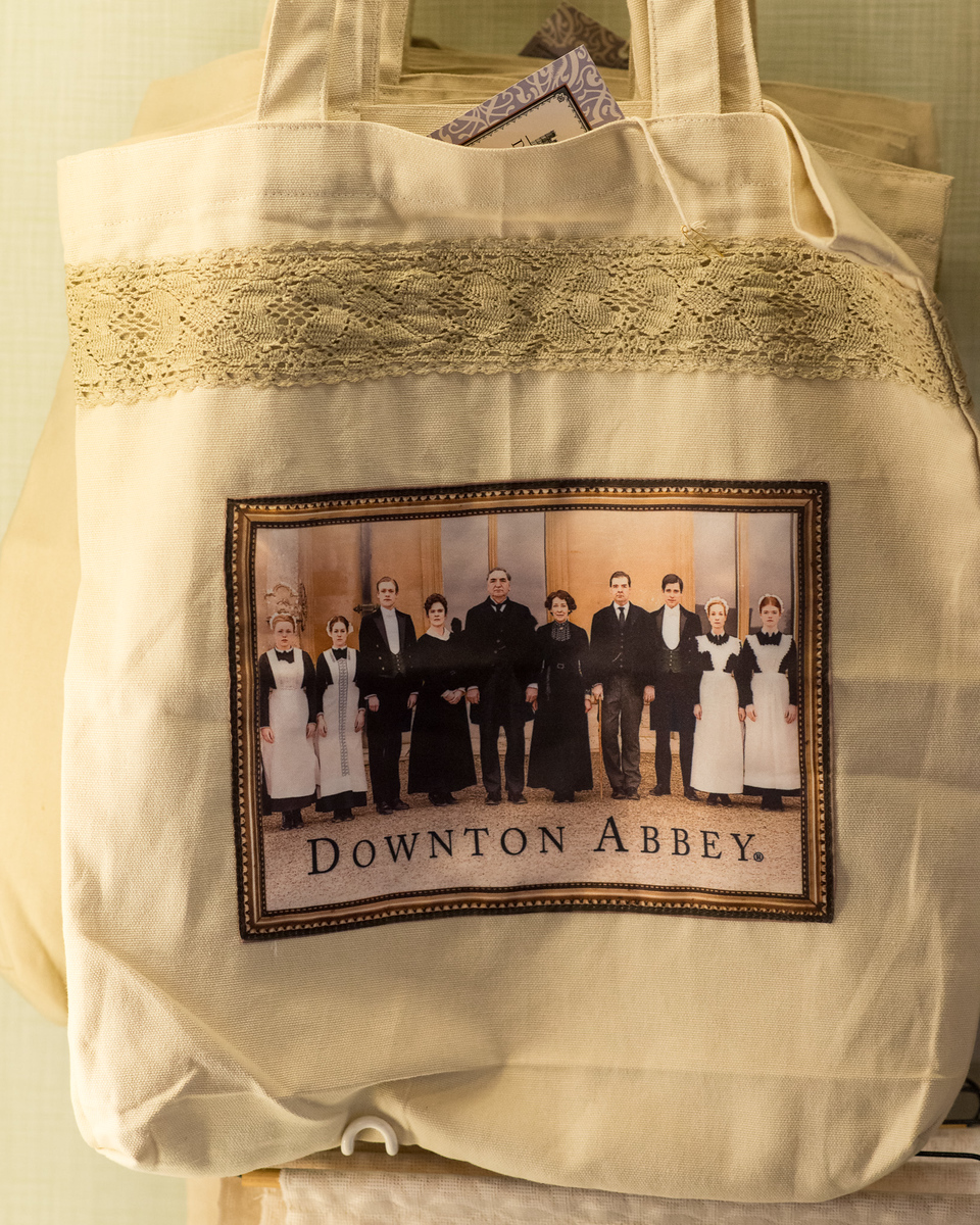Downton Abbey Bag - Epcot Flower & Garden Festival 2016