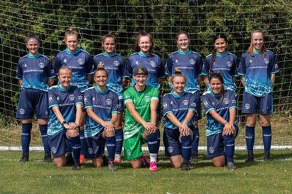 West Oxfordshire Ladies vs Caversham United Women, 5 September 2021