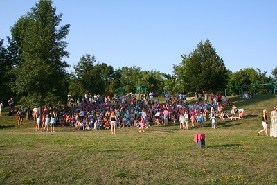 Campers and Parents