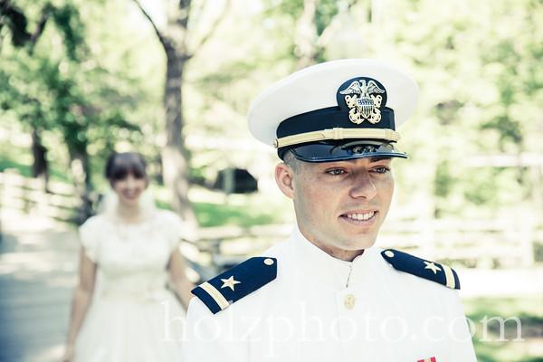 Eric & Helina Creative Wedding Photos