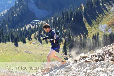 Crystal Mt Sky Marathon 2014