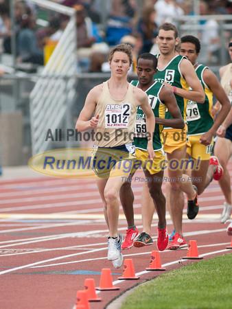 MAC Champ - Men's 5000M Run