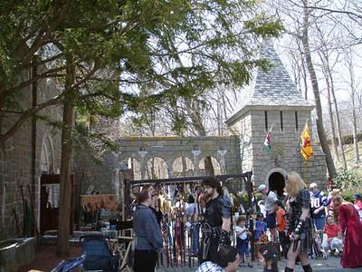 Hammond Castle 2001