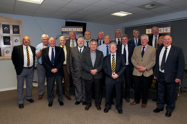 1977 Cup Winners Reunion Dinner