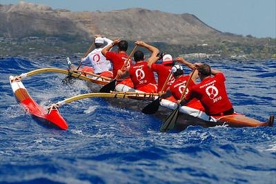 2010 Duke Kahanamoku Long Distance Race 8-21-2010