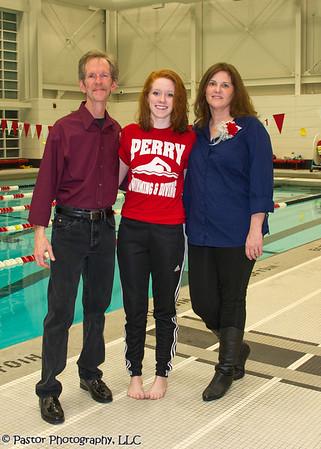 Swimming Seniors