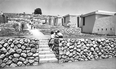 Housing Neighbourhood, Nazareth - 1955-1957