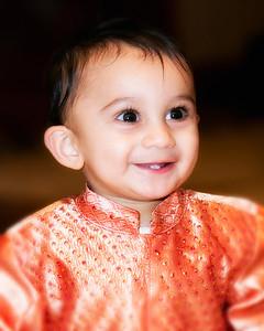 Jaivir Cheema's 1st Birthday