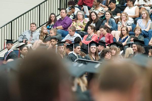 2015 Dallas Baptist University Graduation - Cody