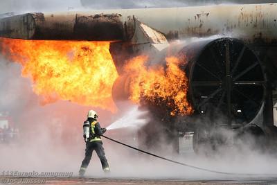 Brandweer Schiphol Airport