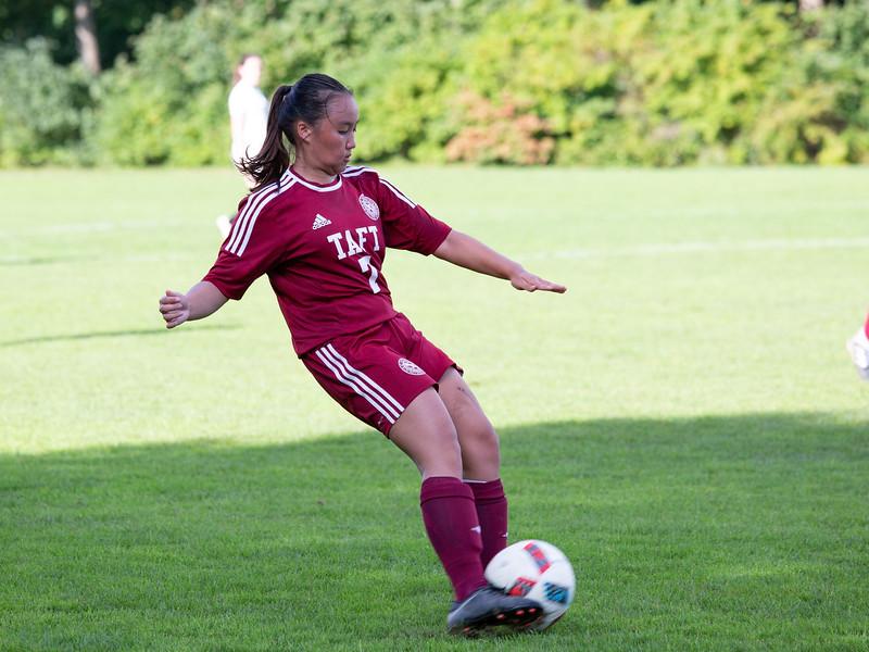 Girls' JV Soccer vs Miss Porter's